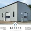 Neuwertige ca. 300 m² große Lagerhalle mit Schwerlastkran und Heizung