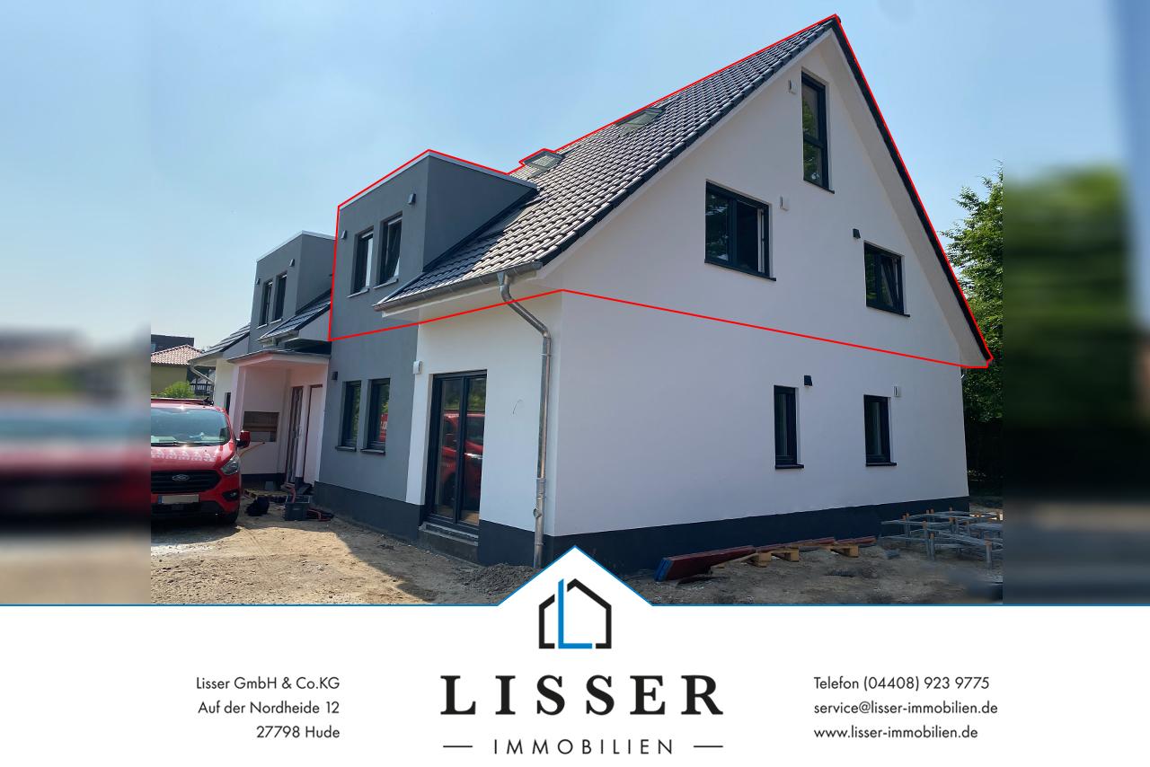 Schöne Maisonette-Wohnung mit Balkon, Carport, Fußbodenheizung & elektr. Rollläden